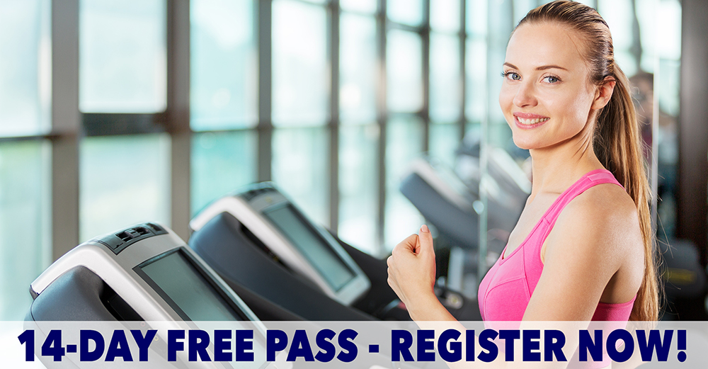 14 Day Free Trial Gym Pass