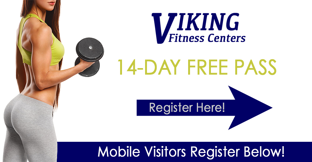 Viking Fitness Centers 14-Day Free Pass